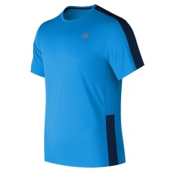 New Balance CAMISETA MC ACCELERATE MT73061 BTL