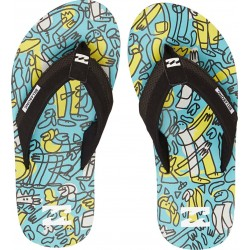 Billabong H2FF03 1220 SLAPPY BOY MULTI