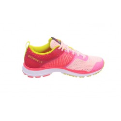 Reebok ONE DISTANCE PINK/RED/WINE/YLLW/C V67296