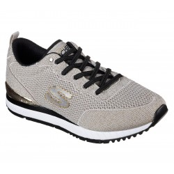 SKECHERS 897 TPGD SUNLITE - MAGIC DUST TRAINERS WOMEN