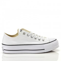 CONVERSE 560251C CTAS LIFT OX WHITE/BLACK/WHITE
