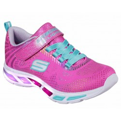 SKECHERS 10959L NPMT S LIGHTS: LITEBEAMS - GLEAM N DREAM