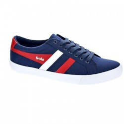 GOLA CMA331 NAVY CLASSICS MEN VARSITY NAVY/RED