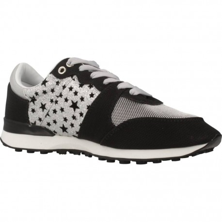 sports shoes 0a826 95015 PEPE JEANS PLS30743 934 SILVER BIMBA NIGHT