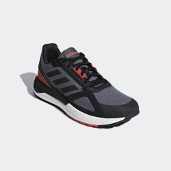 adidas BB7828 RUN80S CBLACK/CBLACK/CARBON