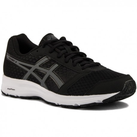 Asics T823N 9097 PATRIOT 9 BLACK CARBON WHITE