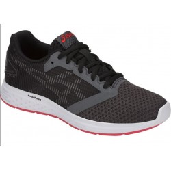 Asic PATRIOT 10 GS DARK GREY/RED ALERT 1014A025 021