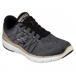 SKECHERS FLEX ADVANTAGE 3.0 - STALLY 52957 BLK