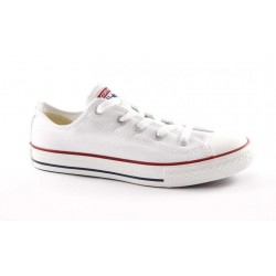 Converse CHUCK TAYLOR ALL STAR SEASONAL - OX OPTICAL WHITE 3J256C
