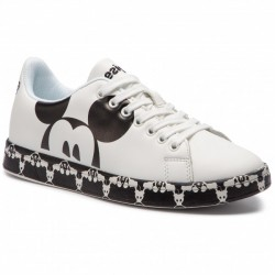 Desigual SHOES COSMIC MICKEY 19SSKP13 1000
