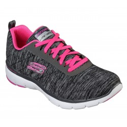 Skechers FLEX APPEAL 3.0 - INSIDERS 13067 BKHP