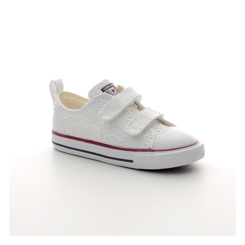 Converse 764865C CHUCK TAYLOR ALL STAR 2V OX WHITEGARNET
