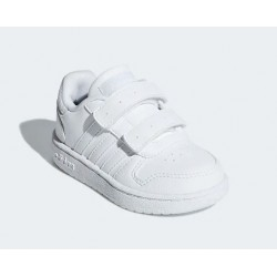 adidas HOOPS 2.0 CMF I FTWWHT/FTWWHT F35899