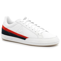 le coq sportif COURTCLAY TRICOLORE OPTICAL WHITE/DRESS BLUE 1910232