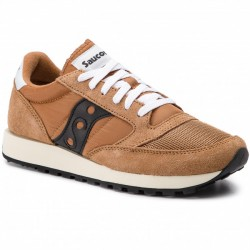 SAUCONY LIFESTYLE JAZZ ORIGINAL VINTAGE BROWN /BLACK S70368-47 BROWN/BLACK