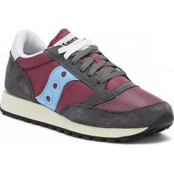 SAUCONY S70368-52 LIFESTYLE JAZZ ORIGINAL VINTAGE PURPLE/GREY/BLUE S70368-52 PURPLE/GREY/BLUE