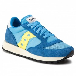 SAUCONY S60368-62 LIFESTYLE JAZZ ORIGINAL VINTAGE BLUE/YELLOW S60368-62 BLUE/YELLOW
