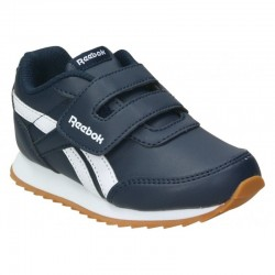 Reebok ROYAL CL JOG COLLEGIATE NAVY/WHITE DV9463