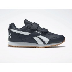 Reebok ROYAL CL JOG COLLEGIATE NAVY/WHITE DV9094
