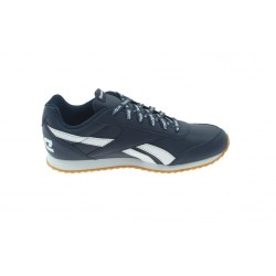 Reebok ROYAL CL JOG COLLEGIATE NAVY/WHITE DV9078