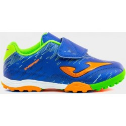 Joma CHAMPION JR 934 ROYAL VELCRO TURF CHAJW.934.TF