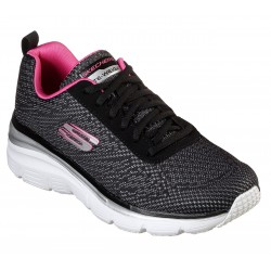 Skechers FASHION FIT - BOLD BOUNDARIES 12719 BKHP